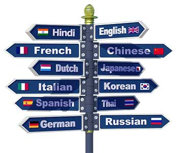 Language Translation Services in Delhi