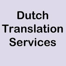 Dutch Translation Services
