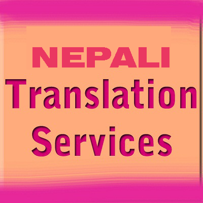 Nepali Translation Services
