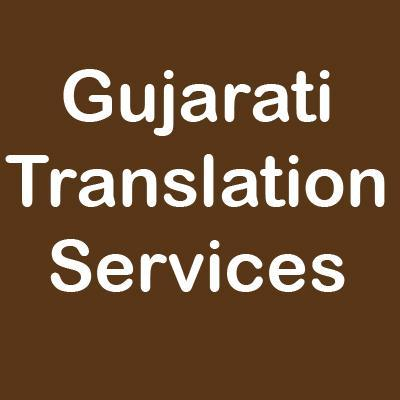 Gujarati Translation Services
