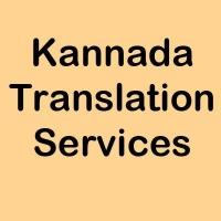 Kannada Translation Services